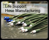 Life Support Hose Manufacturing